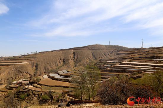 榆中县龙泉乡庙咀村