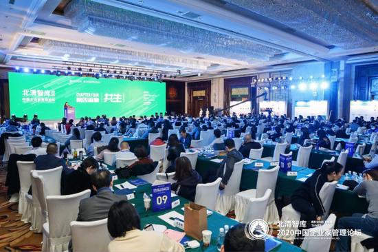 (2020中国企业家管理论坛)