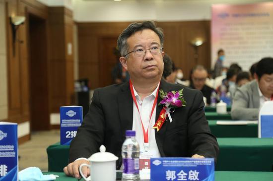 中国电子商会副会长郭全啟