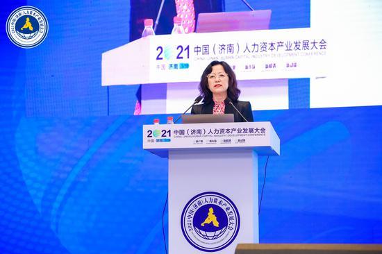 中国人民大学财政金融学院教授、信用管理学科带头人 吴晶妹