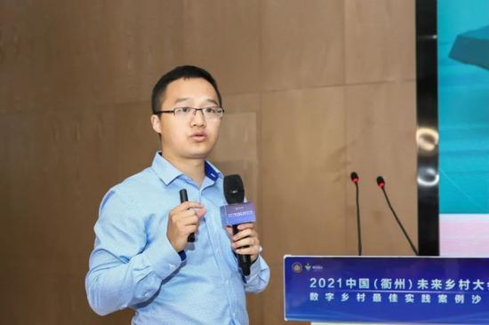东南研究院数字空间技术研发中心主任吴宁