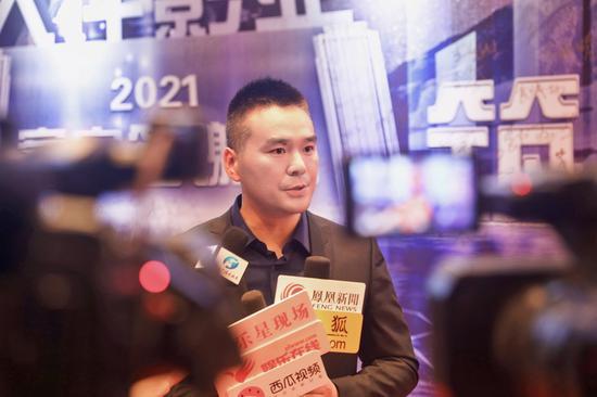 大仟影视河南分公司负责人王磊先生