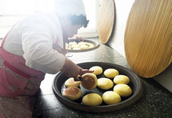 山东特产推荐——海阳喜饼