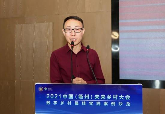 闻远科技总裁办主任胡秀东