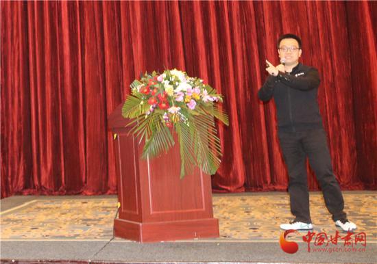 加推科技创始人、CEO彭超介绍商业模式