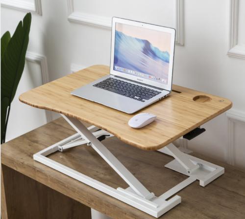 图2:金福办公家具电脑升降桌