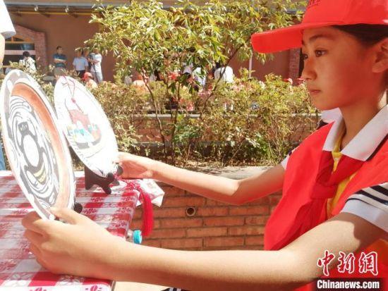 7月20日至21日,第五届马家窑文化节在临洮县举行。 李志伟 摄