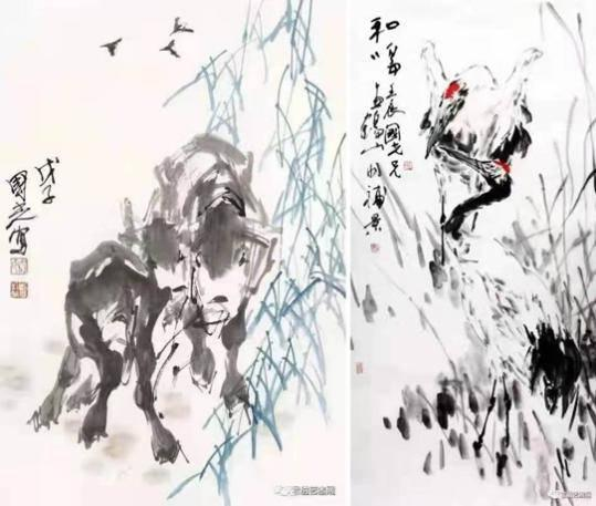 (杨国光老师作品)