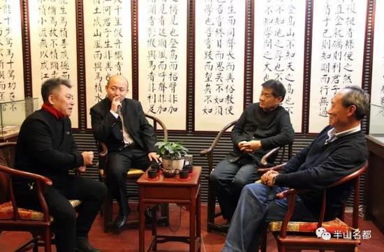 """10月12日兰州业界文化学者汇聚一堂畅聊""""院子""""生活(点击阅读)"""