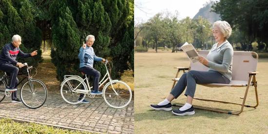 越来越多老人钟爱足力健老人鞋