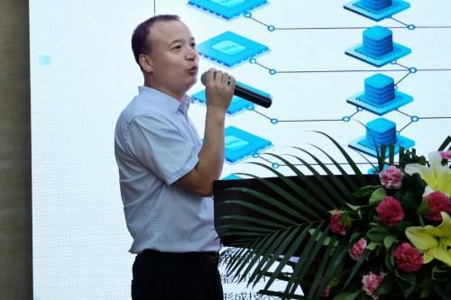 (北京先进数通信息技术股份公司北方区技术总监 李宏亮)