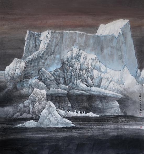 南极白夜200x215 2021年