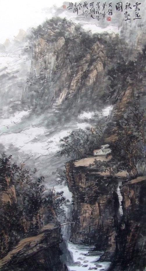 2008.8国家画院毕业作品