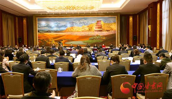 第二十四届兰洽会筹备工作会议召开