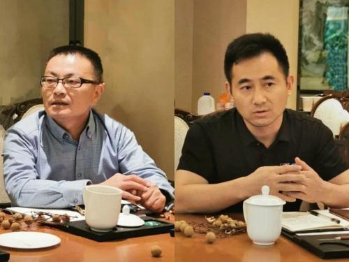 (赵迎波律师(左)赵加兵律师(右))