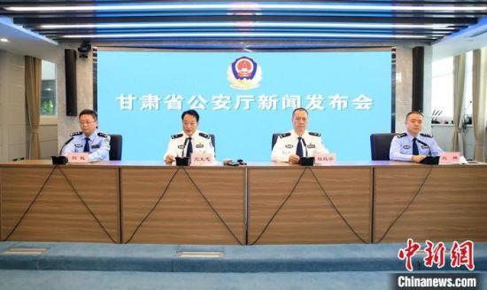 """甘肃警方设立96个免费采血点 助失散家庭""""早日团聚"""""""