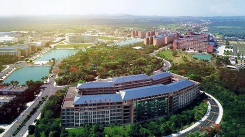 广东文理职业学院美好生活节开幕
