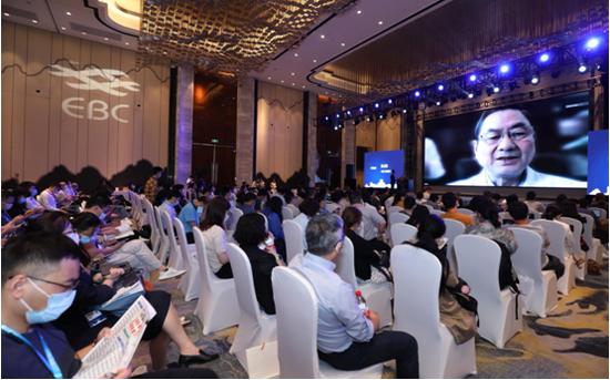 中国工程院院士陈志南线上连线接入,祝贺本次大会的顺利召开!