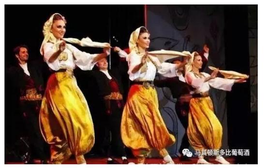 北马其顿舞蹈