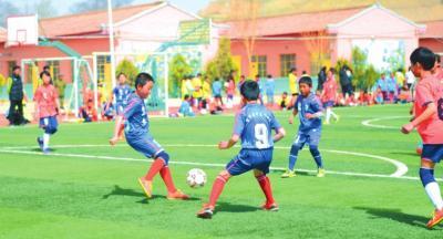 八、北京体育大学、甘肃省体育局共建中国足球运动学院西北分院