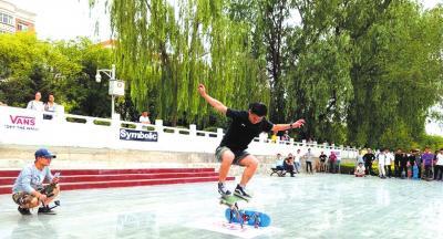 四、首届甘肃丝绸之路体育健身长廊全民健身运动会成功举办