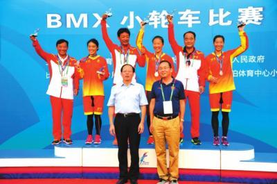 一、甘肃体育健儿在第十三届全国运动会上勇创佳绩