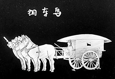 唐彩萍麦秆画作品