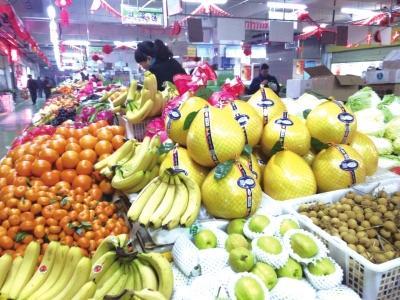 晏家坪标准化菜市场