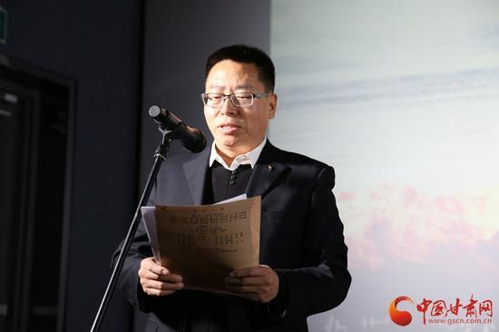 兰州广播电视传播中心主任丁如玮分享纪录片拍摄过程