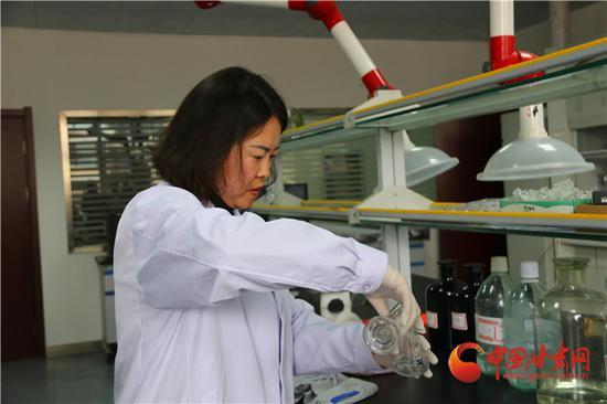 实验室检测相关项目