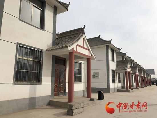 中式田园风格的小别墅
