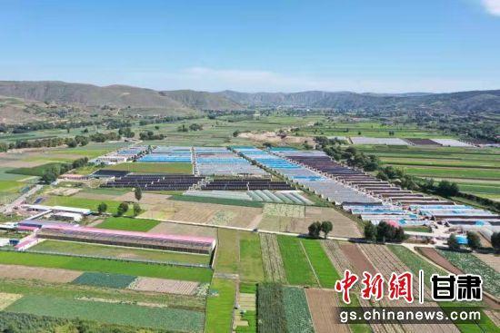 定西:蔬菜产业助推乡村振兴