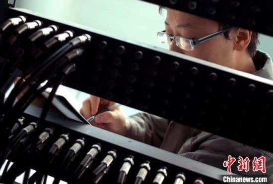 甘肃紫光智能交通与控制技术有限公司产品已服务的高速公路里程达11000公里。受访者提供