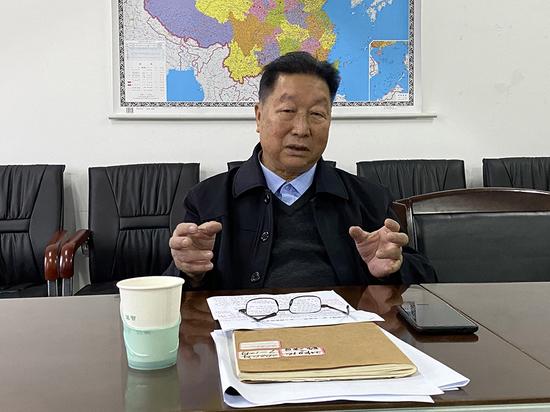 78岁高龄的林占熺仍奋战在菌草研究一线。澎湃新闻记者 王选辉 实习生李楠 图(本文图片除特别备注外,均由受访者供图)