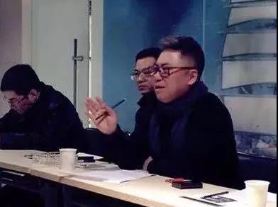 甘肃陇商联合会秘书长田阿鹏(右一)