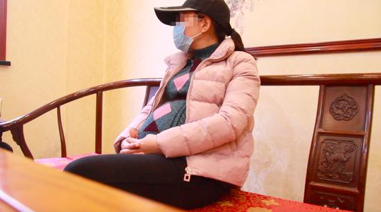 代孕妈妈李蓉