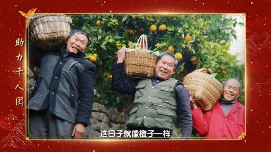奉节脐橙助推农户脱贫致富。 王婷婷 摄