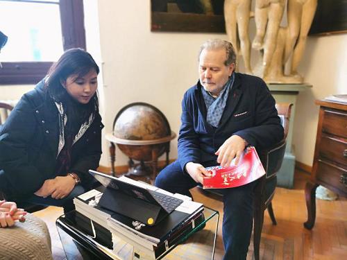 2020佛罗伦萨国际当代艺术双年展青少儿平行展盛大开启