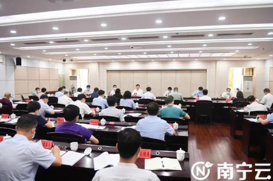 2020年市乡村振兴领导小组会议召开