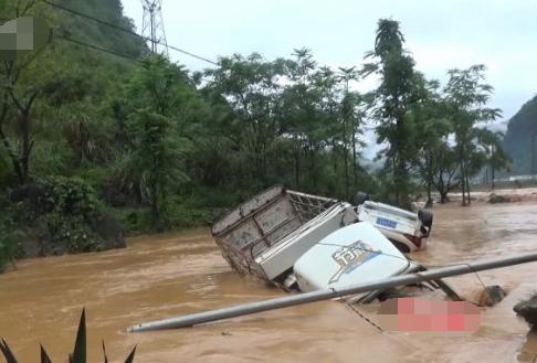 百色重大自然灾害9人罹难 广西启动IV级救灾应急响应