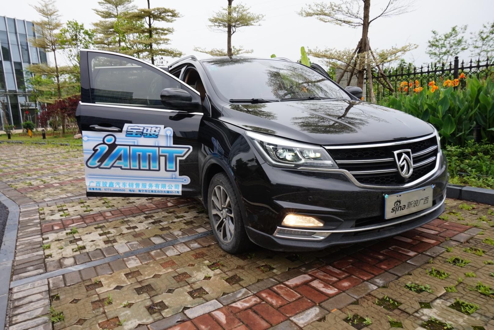 高大上的国产7座MPV—宝骏730