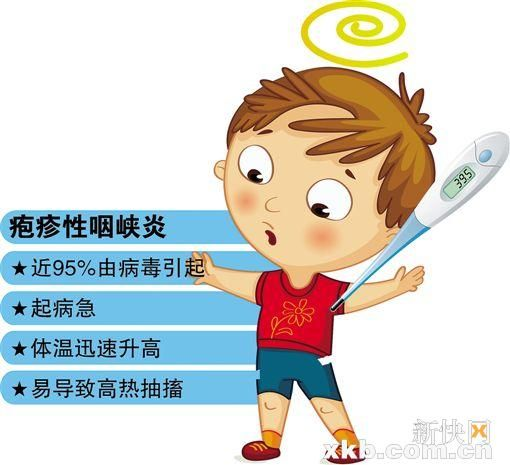 """桂林幼儿园小朋友接连""""中招""""医院每天接诊近百例"""