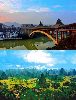 柳州85个乡镇简历出炉 你去过几个
