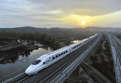 重磅!广西沿海铁路今年底有望全面实现电气化