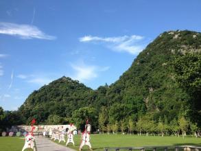 桂林明后两天还是酷热 一股中等强度冷空气已在路上