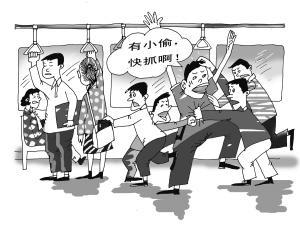 高中生公交车制止行窃被打 仍死拽欲跳窗逃跑小偷