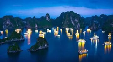 6月1日起 广西游客可自驾游越南下龙湾