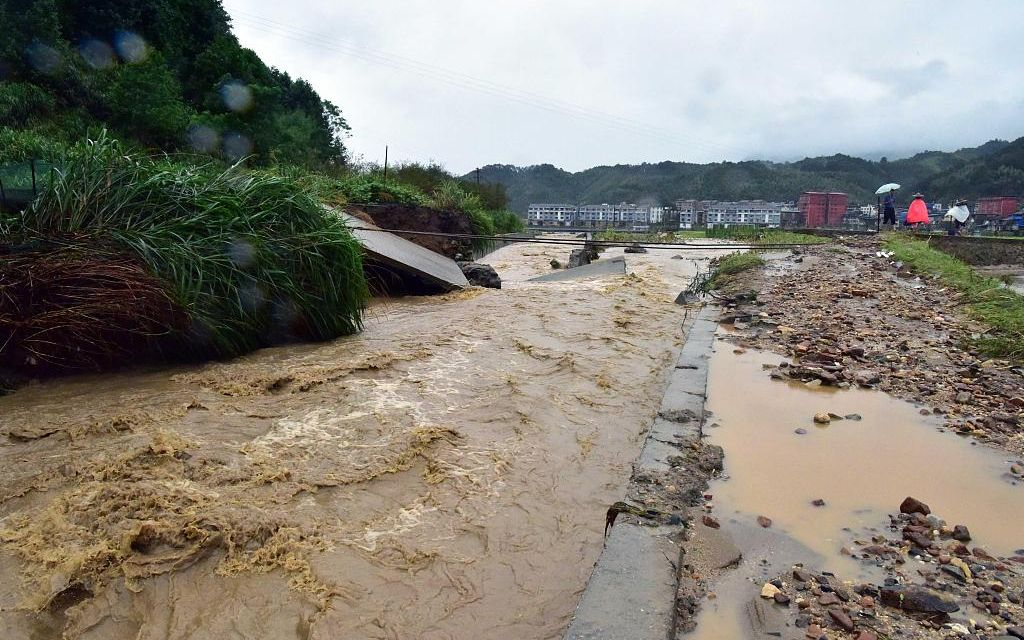 全国进入防汛最关键时期 一个月内或有2-3个台风登陆