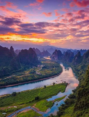 山水甲天下的桂林 还隐藏着这10处美景