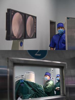 广西创伤外科医生一天直面X光数百次